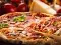Сытная домашняя пицца