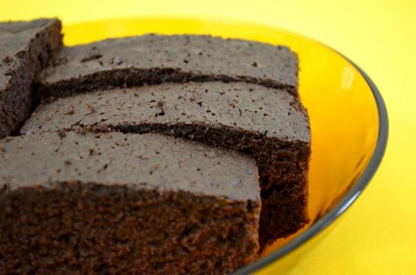 Рецепт                  Постные кофейные брауни с черносливом