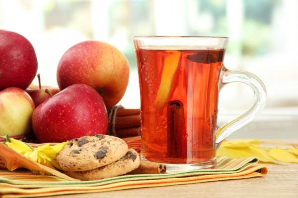 Рецепт                  Чай с корицей и бадьяном
