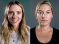Скарлетт Йоханссон и Кейт Уинслет появились без макияжа в Vanity Fair