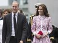 Принц Уильям и Кейт Миддлтон встретились с Джастином Трюдо и его женой