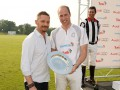 Том Харди вручил награду команде принцев Уильяма и Гарри за победу в матче по поло