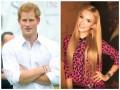 Принц Гарри заинтересовался российской моделью