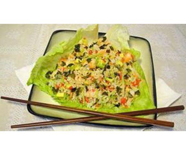 Рецепт                  Салат в японском стиле