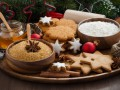 Новогодние подарки своими руками: Имбирное печенье