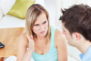 Супружеские ссоры укрепляют брак