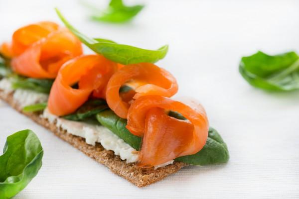 Рецепт                  Рецепты на Новый год: Закуска из лосося