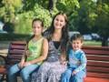 Леся Данилевская: Витамин детского роста – родительская любовь