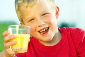 Помни, соки из цитрусов могут стать причиной аллергической реакции