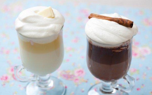 Рецепт                  Горячий шоколад с зефиром от Даши Малаховой