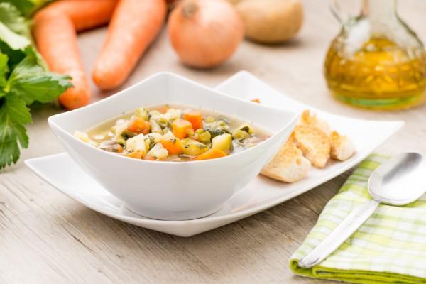 Рецепт                  ТОП-5 рецептов постного супа