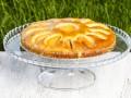 Абрикосовый пирог по рецепту Марты Стюарт
