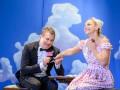 Ведущий Юрий Горбунов вышел на театральную сцену спустя 20 лет перерыва