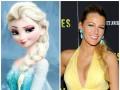 Сказочная красота: 7 звезд, похожих на диснеевских принцесс