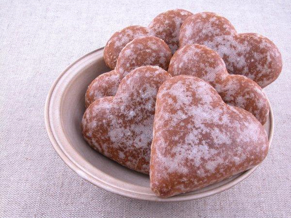 Рецепт                  Медовые пряники с вареньем
