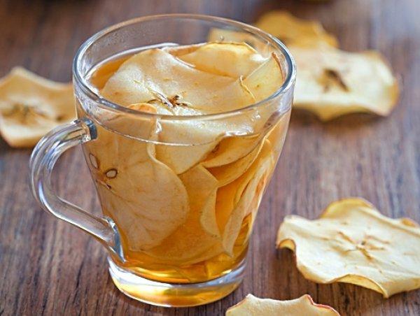 Рецепт                  Яблочный узвар