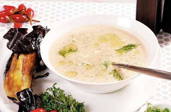 Рецепт                  Крем-суп из баклажанов