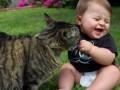 О дружбе детей с животными: ТОП-25 фото
