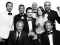 Золотой глобус 2017: победители премии снялись в черно-белой фотосессии