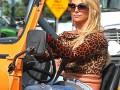 Бритни Спирс удивила лишним весом на съемках клипа