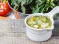 Суп-жюльен с макаронами