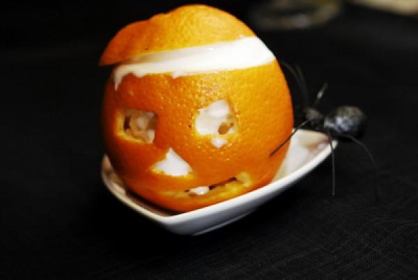 Десерт на Хэллоуин