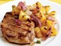Мясо с ананасами: Как приготовить