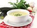 Сливочный суп из кабачков