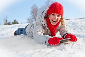 Зимние виды спорта – активное сжигание калорий и прекрасное времяпровождение