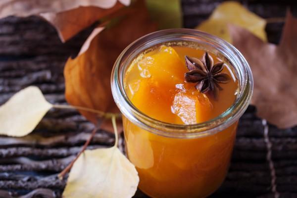 Рецепт                  Тыква в сладком маринаде