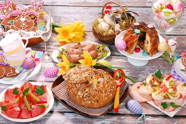 Рецепт                  Пасхальное меню: ТОП-5 праздничных рецептов