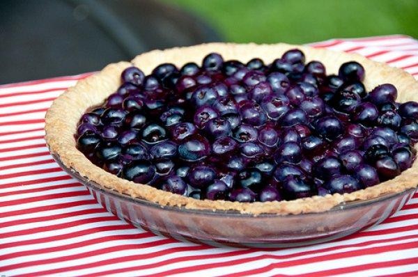 Рецепт                  ТОП-5 сладких летних пирогов