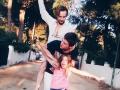 Алан Бадоев отправился с детьми на отдых в Италию