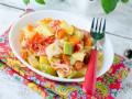 Весенний салат Минестроне