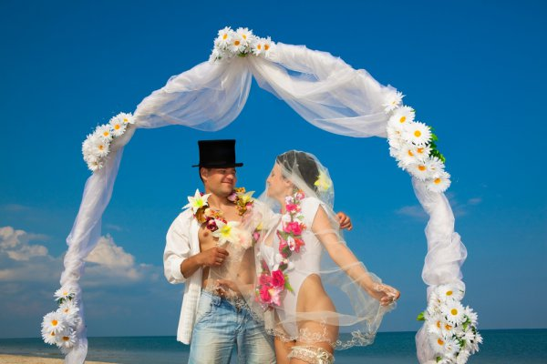 Узнай о самых невероятных свадебных рекордах