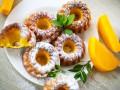 Тыквенные кексы с апельсином и лимоном