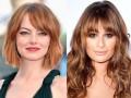 Модные цвета волос 2014: Звездные примеры