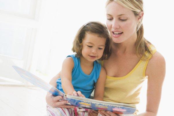 Учи ребенка говорить красиво и с выражением на собственном примере