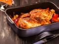 Запеченная курица по-итальянски
