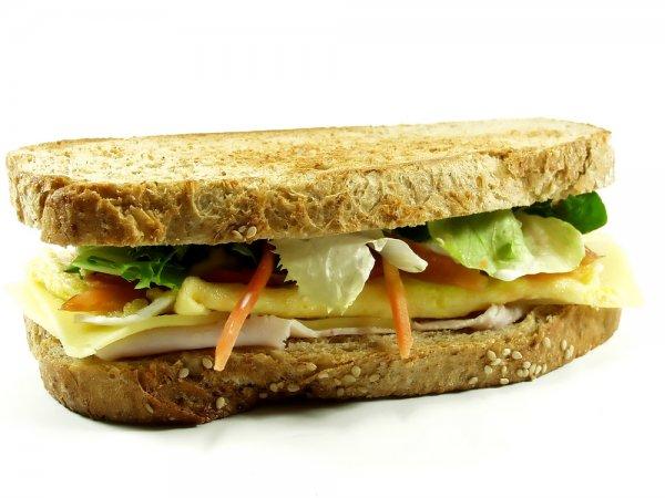 Рецепт                  ТОП-5 рецептов сэндвичей на завтрак