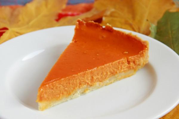 Рецепт                  Тыквенный пирог на День благодарения