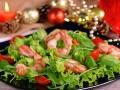 Салаты на Новый год: ТОП-5 рецептов с креветками и авокадо