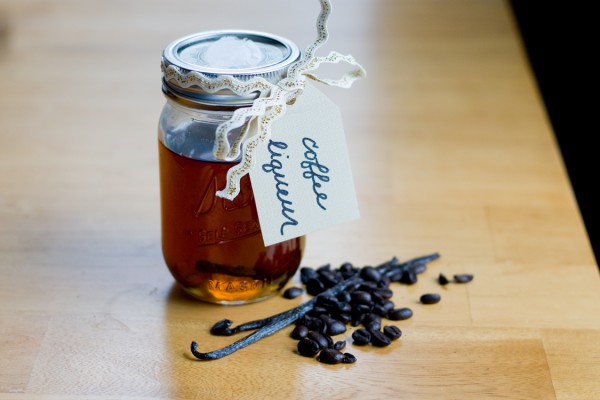 Рецепт                  Домашний кофейный ликер