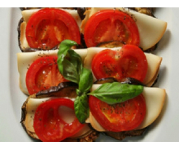 Рецепт                  Запеченные овощи с сыром