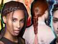 Как уложить волосы в косы: пять видео-уроков для начинающих