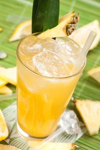 Рецепт                  Ананасовый лимонад