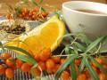 Облепихово-апельсиновый чай