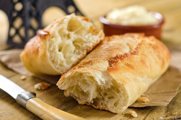Рецепт                  Домашний багет
