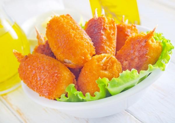 Рецепт                  Жареная рыба в панировке