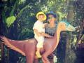 Эвелина Бледанс опубликовала забавное видео с сыном